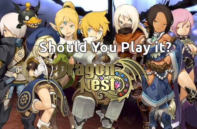 DRAGON NEST: Pros and Cons - should you play it?