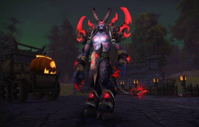 Halloween Returns To World Of Warcraft This Week