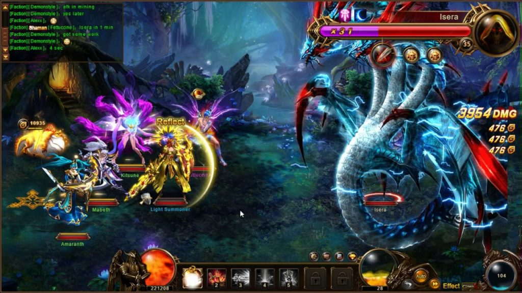 The Top 5 Best Browser Mmorpgs 2018 Fantasy