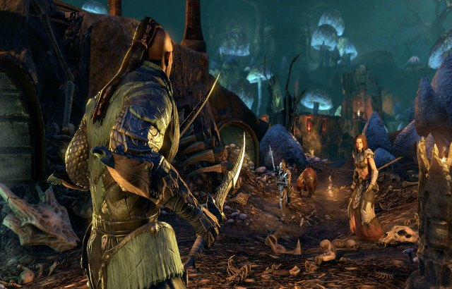 Here Are All The Changes To Racial Passives In Elder Scrolls
