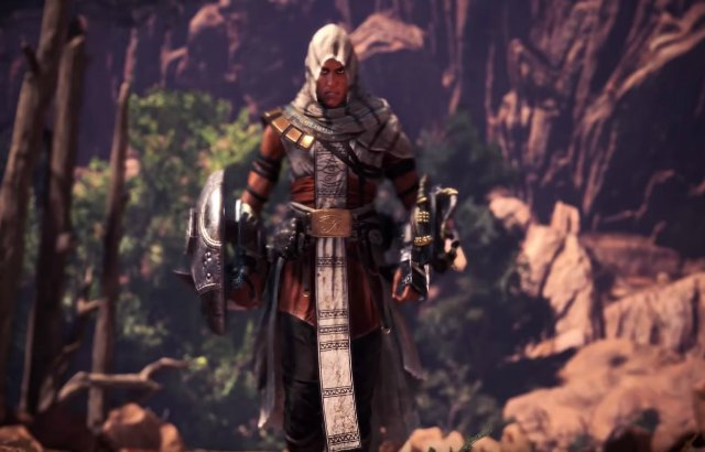 Monster Hunter: World Introduces Assassin's Creed Collaboration For