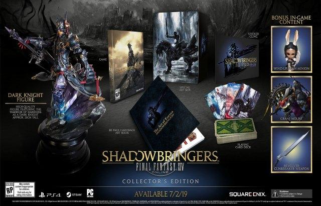 Final Fantasy XIV: Shadowbringers Expansion Pre-Order Begins Today