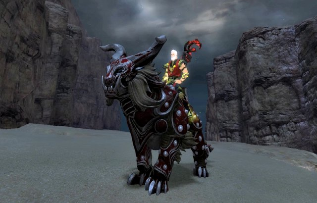 Guild Wars 2: How To Unlock The Warclaw Mount Guide