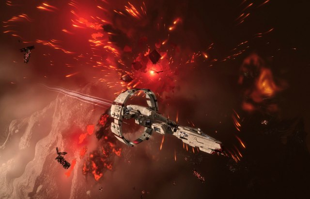 EVE Online Steam Start Pack Is Free To Claim On Steam Right Now