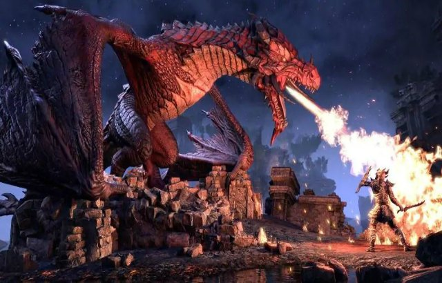 Elder Scrolls Online dishes on Elsweyrs zone inspiration